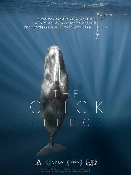 Click Effect Poster